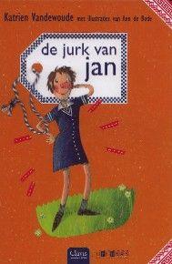 De jurk van Jan - Katrien Vandewoude