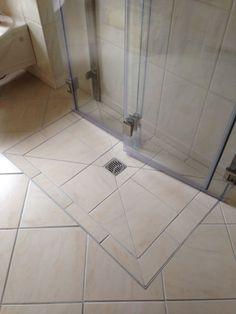 Glas, Duschkabine, Badezimmer, Boden, Inneneinrichtung