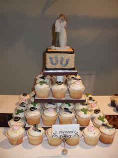 Western/cowboy wedding ideas | Cakes by Paula: Western Themed Wedding