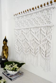 Lost in Paraside Collection | Ranran Design #modernmacrame #contemporanymacrame