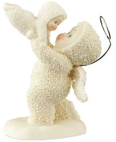 Department 56 Blessing from Above Snowbabies Figurine - Holiday Lane - For The Home - Macy's
