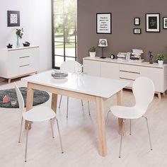 Jedálenský stôl rozkladací Side, 180 cm - 2
