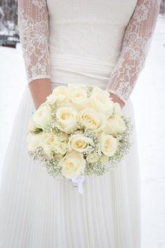 10 csodás téli esküvői csokor!   Inspiráló fotók! weloveweddings.hu  eskuvoi magazin
