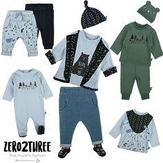 6f138f4d199b96 Jouw kleine schat ziet er super lief uit in deze te schattige kleertjes van  Zero2Three newborn