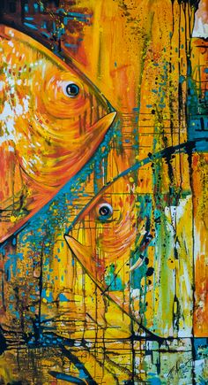 Felix Murillo artwork Penetrando La Luz Del Dia for sale and offering more original artworks in Painting medium and Fish theme. Contemporary artist website Contemporary Painter, Artist from Jaco Beach Costa Rica. Fish Drawings, Acrylic Painting Techniques, Sea Art, Fish Art, Canvas Art, Acrylic Canvas, Painting Canvas, Canvas Prints, Watercolor Art