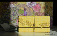 Geldbörse | Portemonnaie | Geldbeutel |Verpackung | Stampin Up! |