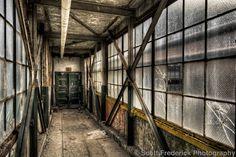 Abandoned Scranton, PA Lace Factory