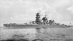 ■ Admiral Graf Spee