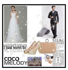 """Cocomelody 13"" by dzenyy ❤ liked on Polyvore featuring Christian Dior and Cocomelody"