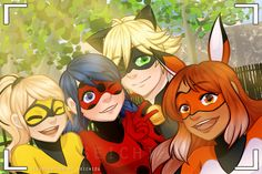 """Chi on Twitter: """"Selfie! ;> #MiraculousLadybug #Spoilers just in case ^^ I'm really proud of this!! >o< Will be available soon >v< https://t.co/RX2rmWr6Et"""""""