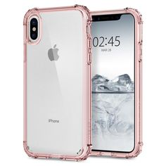 iPhone X Case Crystal Shell