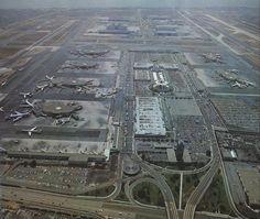 Los Angeles International Airport, 1978