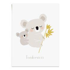 Poster koalas by ZÜ