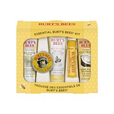 Pamper Mom with thisrejuvenatinggift set. We love that these products are all made with natural ingredients, and are supporting North Carolina-basedBurt's Bees' grassroots initiatives, like the preservation of bee habitats. The set (which conveniently has all travel-sized items!)contains Soap Bark