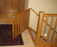 Gatekeepers   Baby Gates, Pet Gates, Safety Gates, Child Gates   Stair Gate Images - Gatekeepers, DeForest, WI