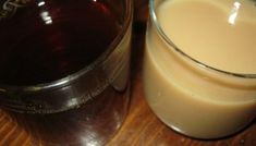 Coffee Kefir - Fancy Shmancy Coffee at home Water Kefir, How To Make Tea, Fermented Foods, Preserving Food, Glass Of Milk, Health And Beauty, Food And Drink, Healthy Eating, Coffee