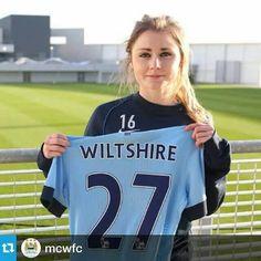 Sarah, Wiltshire,  Manchester City Ladies