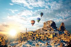 Cẩm nang du lịch Thổ Nhĩ Kỳ từ A đến Z