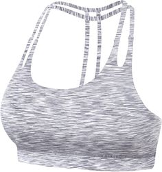 QUEENIEKE Women's Light Support Double-T Back Wirefree Pad Yoga Sports Bra 16018 Sale price$37.00 Regular price$56.00 #fashionista #fashionstyle #fashion #fashionable