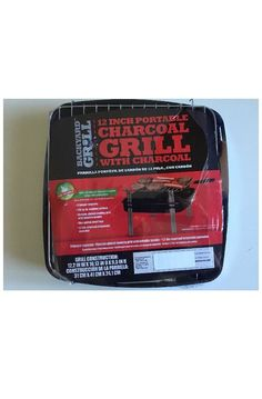 Small Portable Charcoal Grill Tailgate Camp Hike Mobile Survival Backyard BBQ | eBay