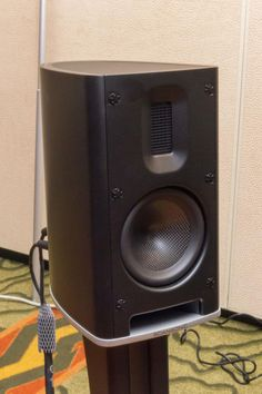 Rocky Mountain Audio Fest 2014: Digital and Stand-Mount Speakers | Scansonic MB-1