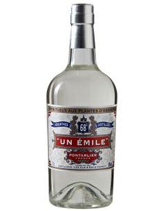 Absinthe Un Emle Blanche #absinthe