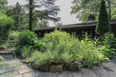 Gallery - Garden Structure — Federal Twist Design Farm Landscaping, Garden Paving, Garden Structures, Pathways, Terrace, Native Gardens, Landscape, Gallery, Green