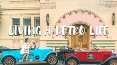 """It was our second day in Napier and a perfect time to experience some retro life in Art Deco city. You guys should definitely know that Napier is called """"Art. Wedding Events, Weddings, Call Art, This Is Us, Road Trip, Art Deco, Neon Signs, Retro, Live"""