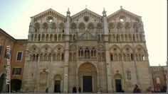 Cattedrale San Giorgio, Ferrara  #Ferrara #Cattedrale #Cathedral #Tourism #incoming