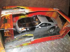 03 Nissan 350Z FAST and FURIOUS TOYKO DRIFT 1/18 rcertl TUNER AMERICAN muscle | eBay