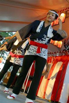 Traditional Folk Dancing  www.morikami.org/bon