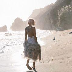 Photo by Asher Moss on El Matador Beach.