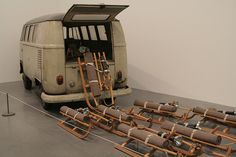 Joseph Beuys's Volkswagen