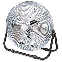 """$105 for the 18"""" fan Floor Fan in Stock - ULINE"""