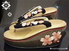 Would love to have a pair to go with my yukata.