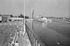 openluchtzwembad Middelburg omstreeks 1979