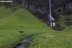 Iceland is famous for beautiful nature and amazing scenery - ring road suggestions