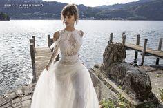Pinella Passaro - Abiti da Sposa 2018 | Passaro Sposa | Vestiti da sposa Passaro