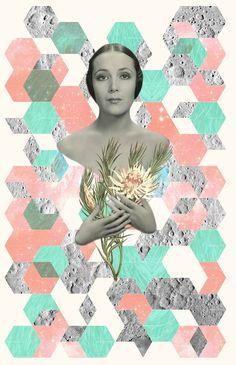 absolutely wonderful collage work by Julia Geiser - http://julia-geiser.ch/