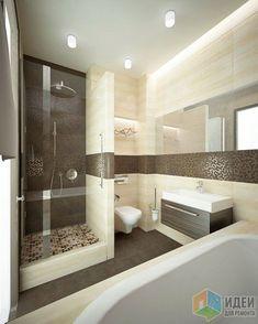 современный дизайн ванной - Поиск в Google