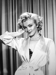 1953: Marilyn Monroe for Gentlemen Prefer Blondes