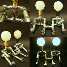 MEZZOPOLLICE Lamp  Love is possible https://www.facebook.com/ricart2013