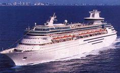 Royal Caribean - Soverign of the Seas - Port Canaveral, Coco Cay, Nassau, Bahamas  Jan 2008