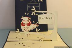 Latest batch of 3D pop up cards due in to Lorient Gift, Dun Laoghaire