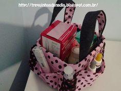 Trequinhos da Nádia : Porta trecos feito com potes de sorvete ~ idéias do que guardar nelas ^^ (modelo oficial Trequinhos)