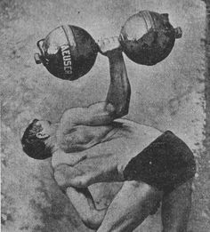 3 Reasons You Should Do the Bent Press: The King of Lifts bent press, strongman, old time strongman