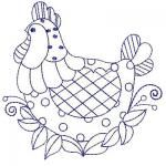 12 Days Of Christmas Embroidery Designs