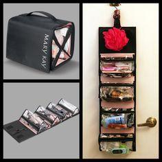 Gostava de ter esta Roller Bag na porta da sua casa de banho e para quando for de viagem ter tudo pronto para a levar consigo?