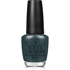 Whether you are familiar with OPI nail varnish or want to try it, you won't be disappointed. OPI Nail Polish - Lacquer 15 ml. Find the OPI nail varnish that suits you best amongst all the present collections. Green Nail Polish, Best Nail Polish, Green Nails, Opi Polish, Opi Nail Colors, Fall Nail Colors, Color Nails, Opi Taupe Less Beach, Nail Lacquer