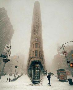 Winter in NY. Family travel tips @ familyglobetrotters.com